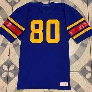 NWOT Vintage MA Goodman & Sons Football Jersey